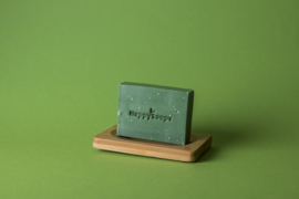 HappySoaps | Happy Body Bar | Citroen + Basilicum