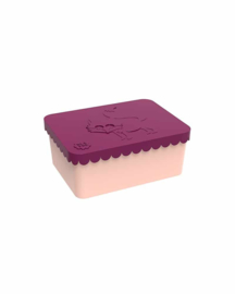 Blafre |  Lunchbox | Fox Red Plum
