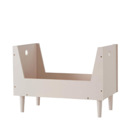 OyOy Living Retrto Doll bed -Rose