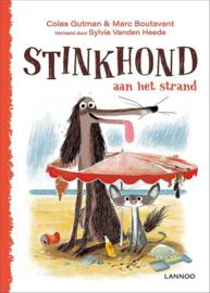 Lannoo |  Stinkhond aan het strand