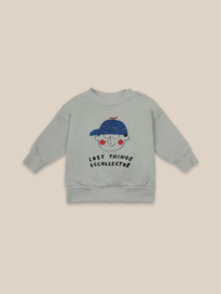 BoboChoses | Boy Sweatshirt | Desert Sagei