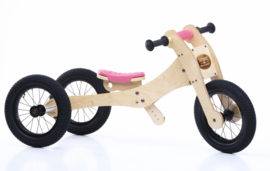 Trybike Wood Pink