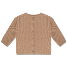 Repose Ams | Knit Cardigan | Camel