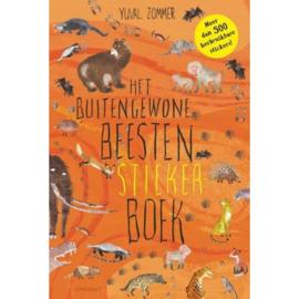 Lemniscaat | Het buitengewone beesten stickerboek | Yuval Zommer