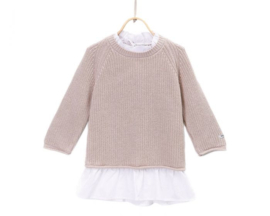 Donsje Amsterdam | Flossy Sweater | Soft Sand