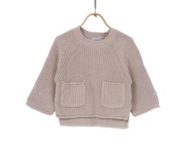 Donsje Amsterdam   Stella Sweater   Soft Sand