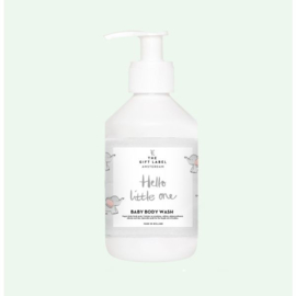The Gift Label | Baby Body Wash | Hello Little One
