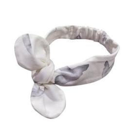 Mies & Co | Hair Ribbon Little Dreams| Offwhite