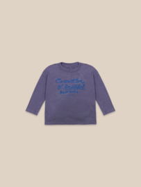 BoboChoses | Collector Of Beautiful Things Long Sleeve T-Shirt | Grape Compote