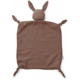 Liewood | Agnete Cuddle Cloth | Rabbit | Dark Rose