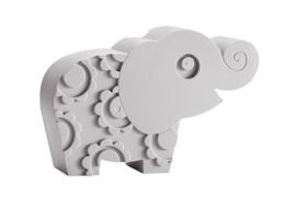 Blafre Lunchbox  'Elephant Grey'