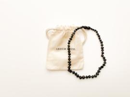 Grech & Co   Baltic Amber   Children's Necklace   Wisdom