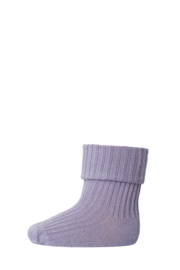 MP Denmark | Anklesock 2/2 Pad Baby | 1458 Soft Lavender