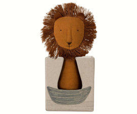 Maileg | Noah's Friends | Lion Rattle