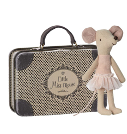 Maileg | Ballerina Mouse in Suitcase