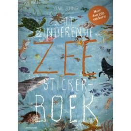 Lemniscaat | Het zinderende Zee stickerboek | Yuval Zommer