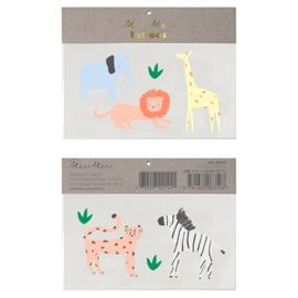 Meri Meri | Safari Animal Tattoos