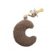 Dapper Maentje | Speen Knuffel | Teddy Coffee