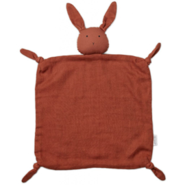 Liewood | Agnete Cuddle Cloth | Rabbit Rusty