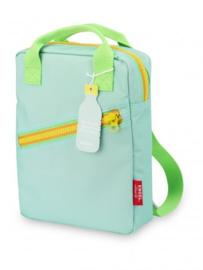 Engelpunt Backpack Small Zipper Blue