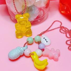 Pop Cutie | Charm Necklaces