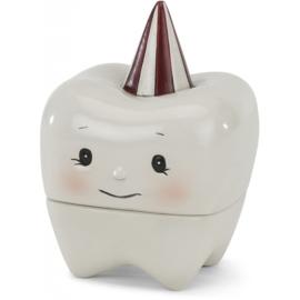 Konges Sløjd | Tooth box | Off white