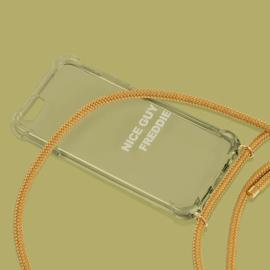 Nice Guy Freddie | Phone Necklace | Golden Girl