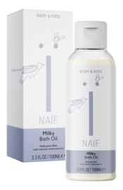 Naif I Milky Bath Oil