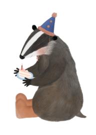 Getekenddoorzusje | Badger
