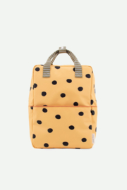 Sticky Lemon | Backpack Large | Freckles | Retro Yellow