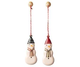 Maileg | Ornament Snowman | 2 varianten
