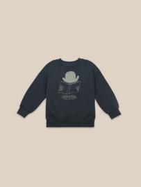 BoboChoses | Translator Sweatshirt | Midnight Navy