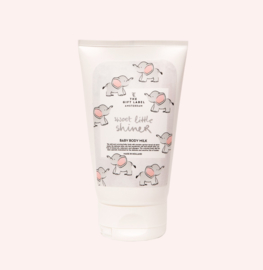 The Gift Label | Baby Body Milk | Sweet Little Shiner