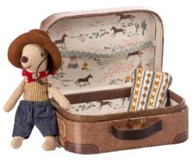 Maileg | Cowboy in suitcase