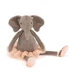 Jellycat Small Dancing Darcey Elephant
