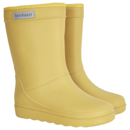 Enfant | Thermo Boots | Yellow