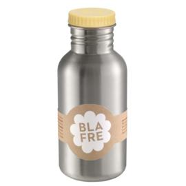 Blafre Steel Bottle 500ml | Light Yellow