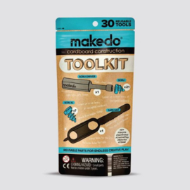 Makedo | Toolkit cardboard construction