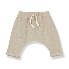 1+ in the Family | Adrien Baggy Pants | Cream