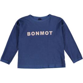 Bonmot | T-Shirt Bonmot | Sea Blue