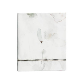Mies & Co   Baby Crib Sheet   Forever Flower