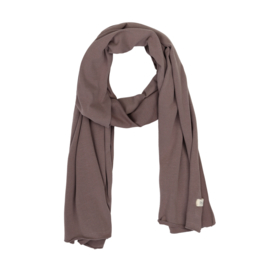 Phil & Phae | Basic Scarf | Heather