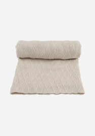 Konges Sløjd | Blanket | Pointelle Deux | Off White
