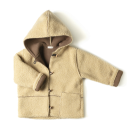 Nixnut | Winter Jacket | Camel Lammy