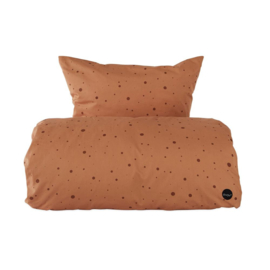 OyOy Living Design | Dot Bedding | Baby | Caramel