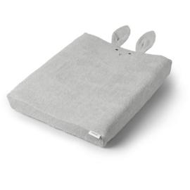 Liewood | Egon Changing Mat Cover | Rabbit Dumbo Grey