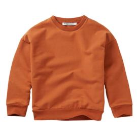 Mingo | Sweater | Dark Ginger