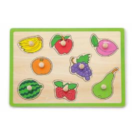 Knoppuzzel Fruit