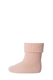 MP Denmark | Anklesock 2/2 Pad Baby | 817 Soft Coral