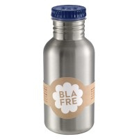 Blafre 'Steel Bottle' 500ml Marine Blauw